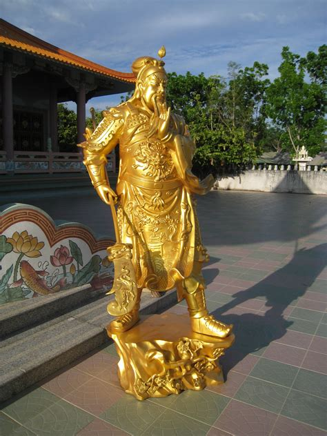magnificent dharma temple sadao southern thailand