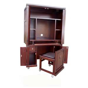 d collection computer armoire reviews wayfair