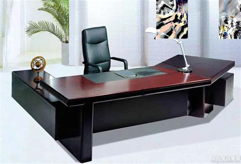 Office Table And Chairs For Sale Design Ideas 老板办公桌图片大全 土巴兔装修效果图