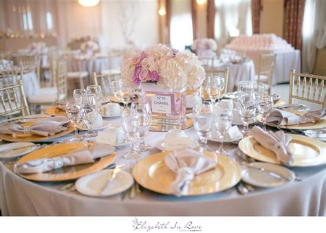 classy and fabulous bridal shower no 5 theme