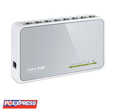 Hub Switch 8 Port Blue Link Tp Link Sf1008d 8 Port Switch Hub 10 100mbps Pc Express