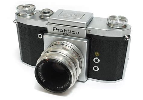Kamera Canon Kw praktica fx from the focal plane to infinity