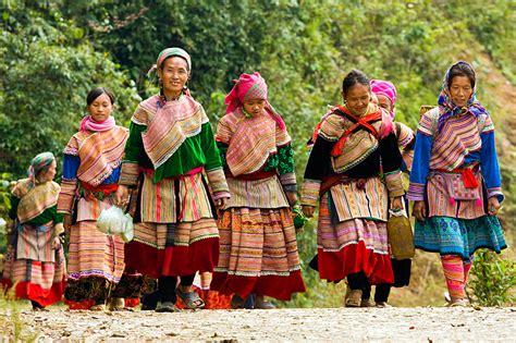 hmong women colouricious