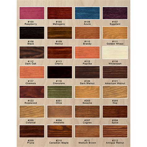 interior wood stain colors home depot water based stain white rona