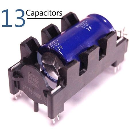 low esr capacitor tdk 13 epcos low esr aluminum electrolytic capacitor w holder pins 5600uf 35v ebay