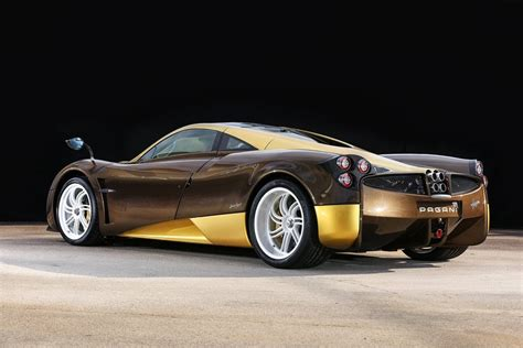 pagani huayra gold unique brown and gold pagani huayra for japan