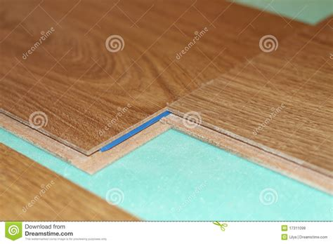 Substrate Flooring by Laminate On Substrate Royalty Free Stock Photos Image