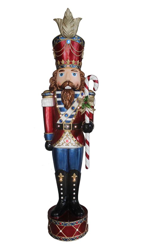 best 28 outdoor nutcracker statues 44 quot lighted