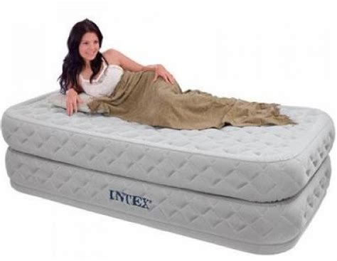 twin size air bed best twin size air bed for guests sleeping with air