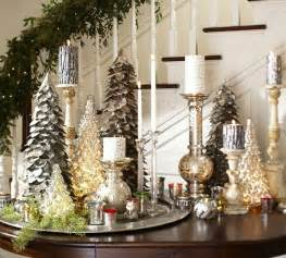 Home Table Decorations by Christmas Centerpieces