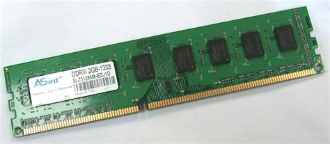 Ram 2gb Ddr3 Kaskus slz3128m8 edj1d asint ddr3 2gb 1333 ram dimm memory