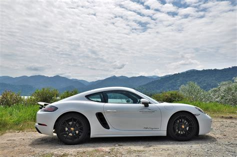 porsche malaysia test drive review porsche 718 cayman autoworld com my
