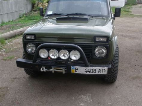 Lada Niva Reliability Popular Suvs 4x4 Autos Post
