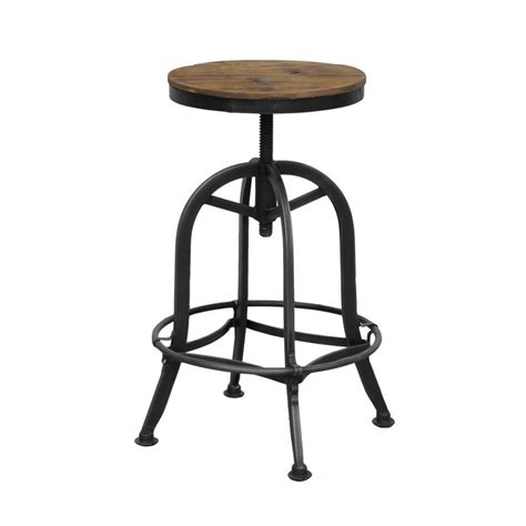 Industrial Bar Stool by Industrial Bar Stool Cokas Diko Home Furnishings