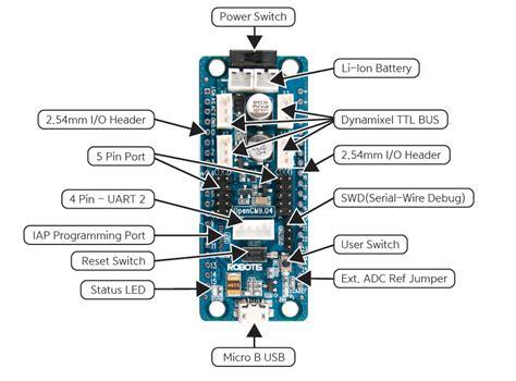 Opencm9 04 C By Robot Bandung robotis opencm9 04 c ebay