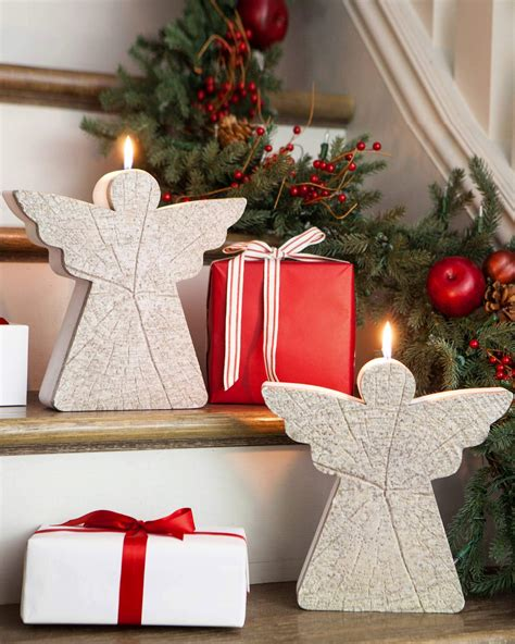 adorable christmas candle decoration ideas