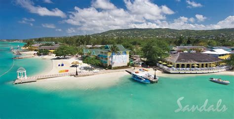sandals island jamaica sandals royal caribbean the travel store