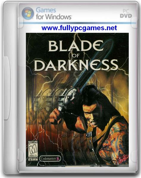 Pc Dvd Blade blade of darkness free version for pc