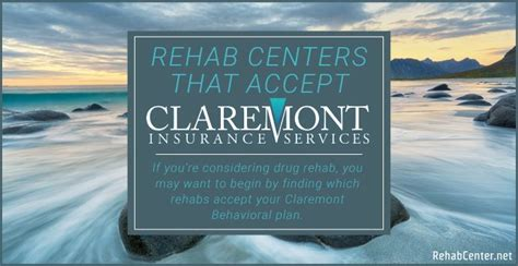 Detox Centers Accept Meridian by Rehab Centers That Accept Claremont Behavioral Healthcare