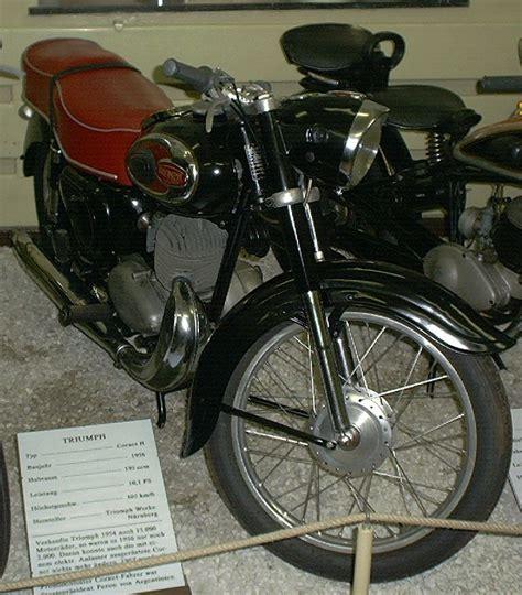Triumph Motorrad Hersteller by Triumph N 252 Rnberg