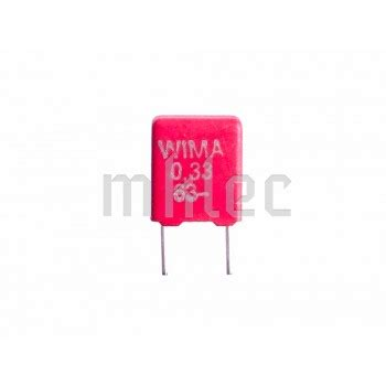 wima capacitor pdf 330nf 63v polyester polybox capacitor wima