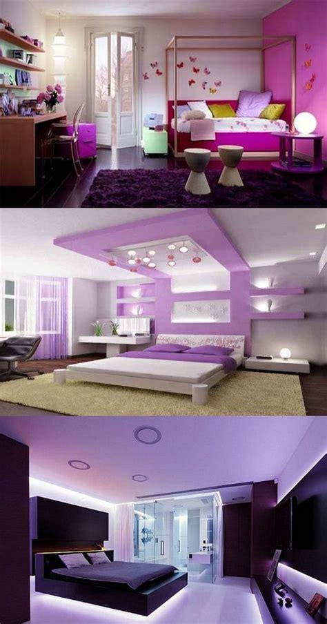 purple bedroom decorating ideas interior design