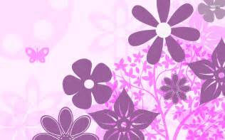 10 purple floral wallpapers floral patterns freecreatives