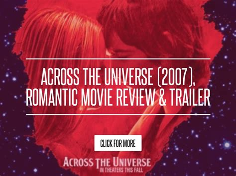 Across The Universe Trailer by Across The Universe 2007 Review Trailer