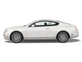 Bentley Two Door Coupe Image 2010 Bentley Continental Gt 2 Door Coupe Speed Side