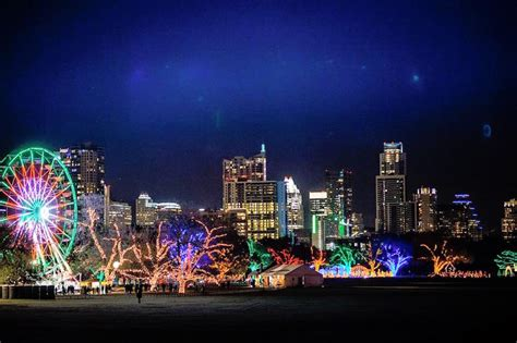 Trail Of Lights Tx by Trail Of Lights Community Calendar The