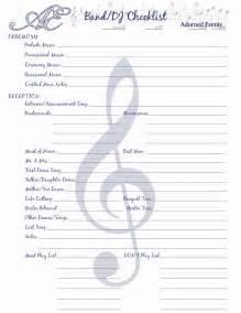 Wedding Dj Song List Template Create My Event Business Event Ideas