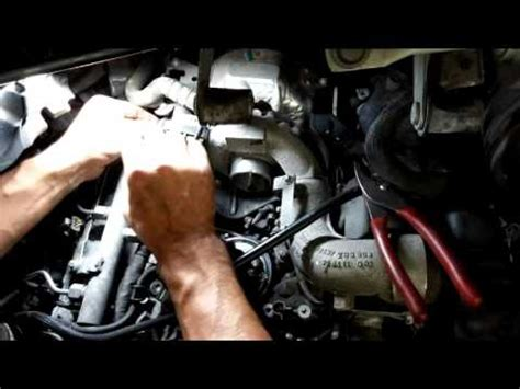 sprinter glow plugs replacement youtube