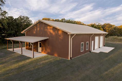building homes mueller metal buildings exceed industry standards metal