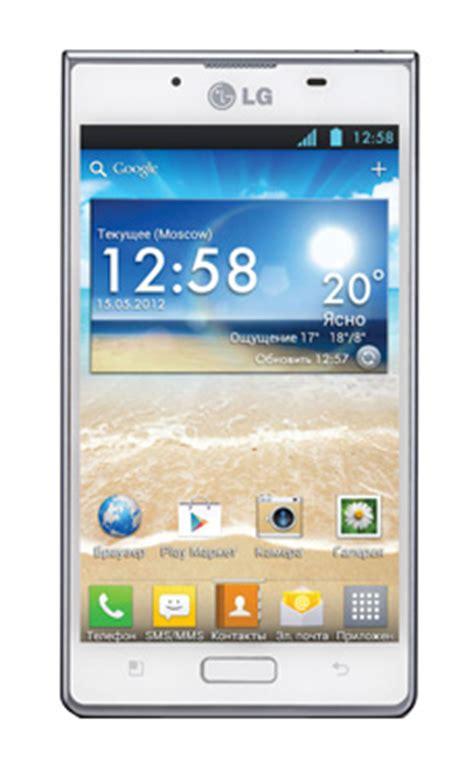 Handphone Lg Spirit lg optimus l7 overview