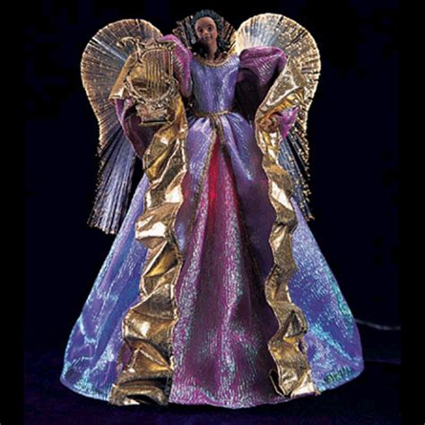 purple angel tree topper our price 18 60 each