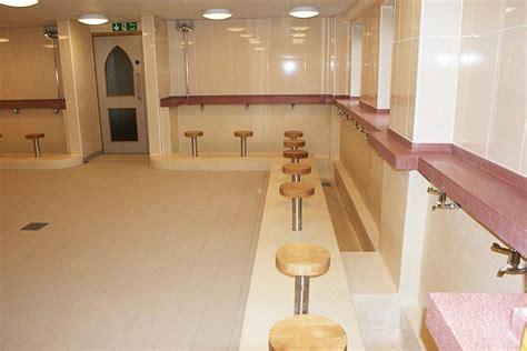 design toilet masjid carpentry joinery refurbishment in birmingham