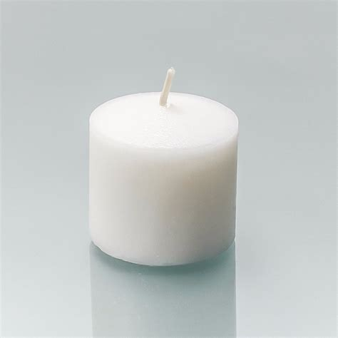 Unscented Votive Candles 72 Unscented White 10 Hour Votives Soy Blend Scented