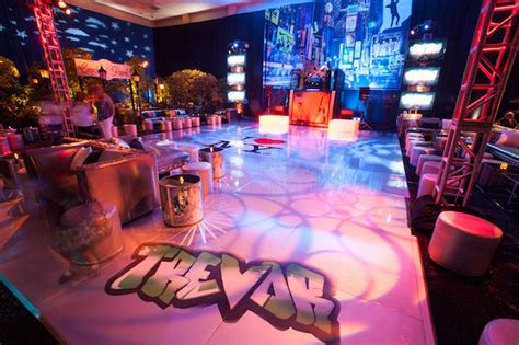 graffiti themed events neon and graffiti themed party