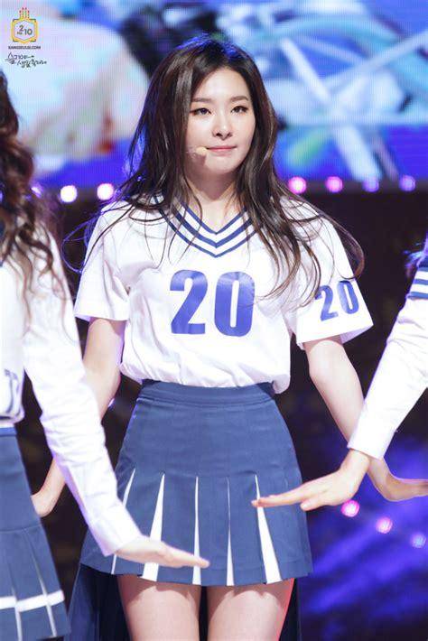 Pop Skirt velvet s skirt fashion looks kpop korean hair and style