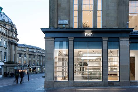 end clothing newcastle flagship store hypebeast
