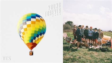 bts young forever album bts 방탄소년단 화양연화 the most beautiful moment in life young