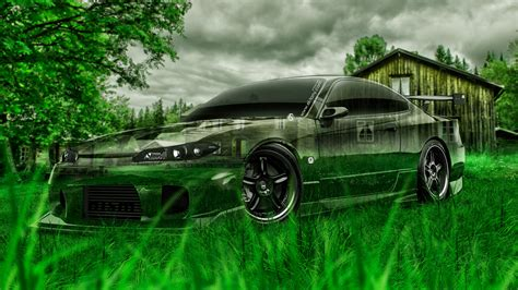 nissan jdm cars nissan silvia s15 jdm crystal nature car 2014 el tony