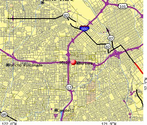 san jose demographics map 95128 zip code san jose california profile homes