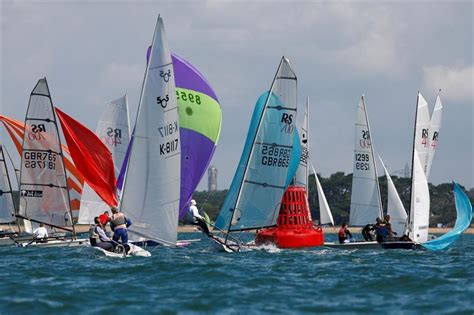Rya Suzuki Dinghy Show 2016 Portsmouth Yardstick Numbers Launched At Rya Suzuki