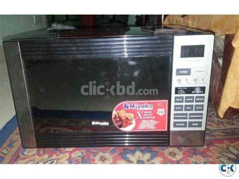 Microwave Miyako miyako microwave oven brand new cheap price clickbd