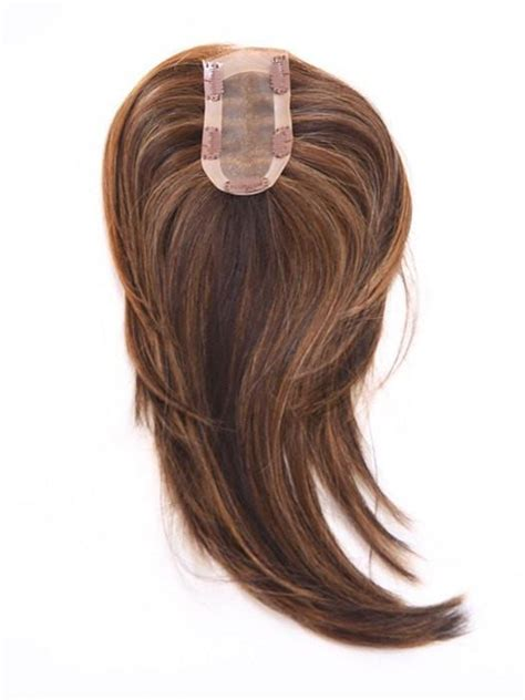 top of head hairpieces top of head by hairdo mono hair topper top piece wigs