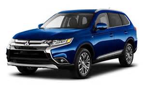 Mitsubishi Outlander Blue 2016 Mitsubishi Outlander Blue The News Wheel