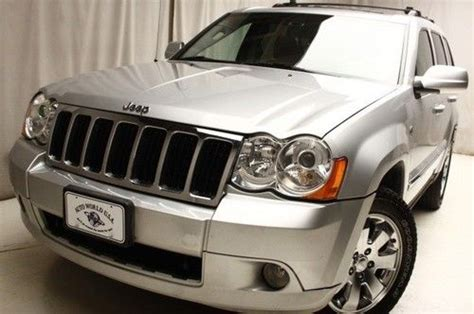 how make cars 2009 jeep grand cherokee security system buy used 2009 jeep grand cherokee ltd 4wd touchnav hemi moonroof bostonsound chromerims in