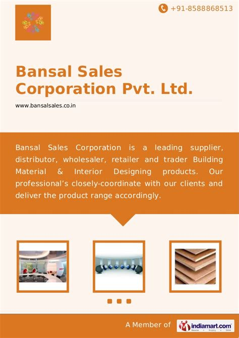 Detox Corporation Pvt Ltd Kutch bansal sales corporation pvt ltd