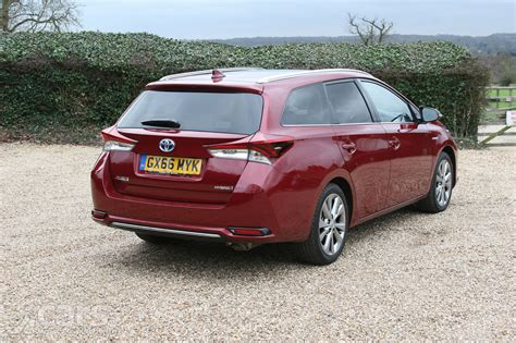 Toyota Auris Hybrid Toyota Auris Excel Touring Sports Review 2017 It S The